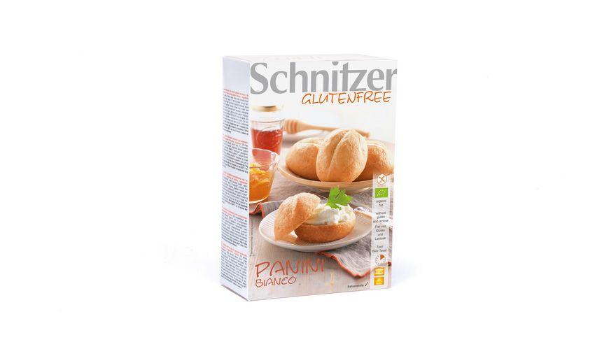 Schnitzer Glutenfree Bio PANINI BIANCO