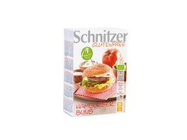 Schnitzer Glutenfree Bio HAMBURGER BUNS