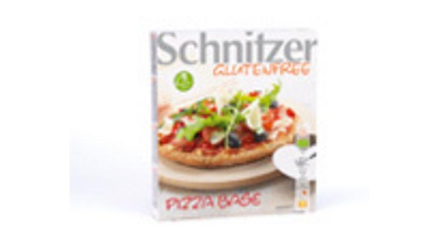 Schnitzer Glutenfree Bio PIZZA BASE
