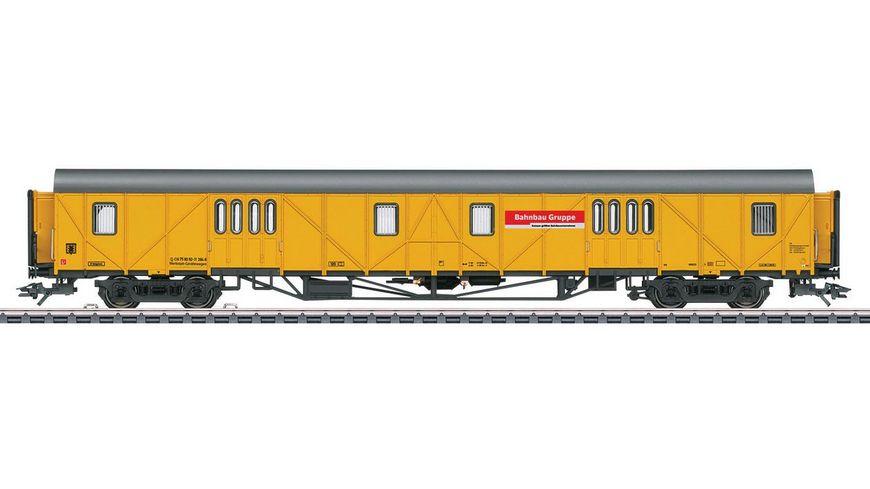 Maerklin 49967 Werkstatt Geraetewagen