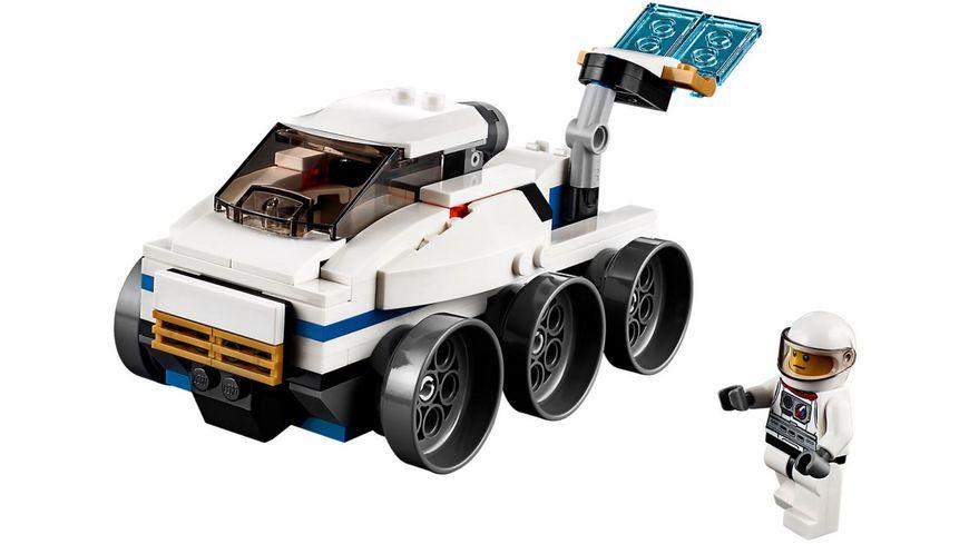 LEGO Creator 31066 Forschungs Spaceshuttle