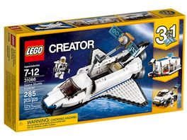 LEGO Creator 31066 Forschungs Spaceshuttle
