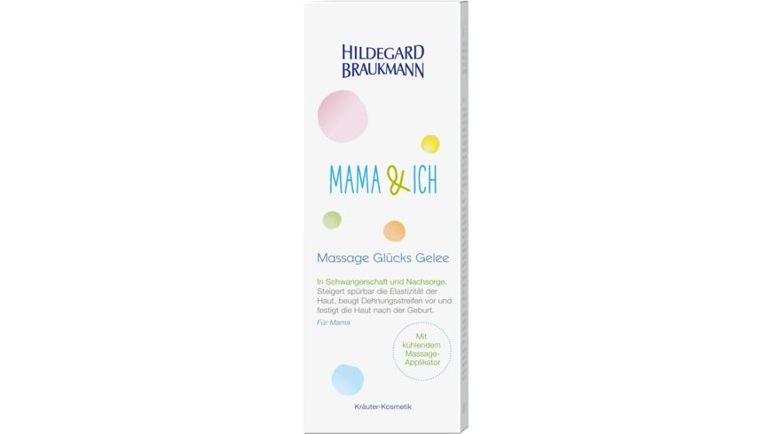 HILDEGARD BRAUKMANN Mama Ich Massage Gluecks Gelee
