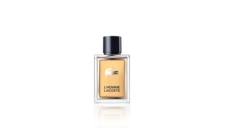 L Homme Lacoste Eau de Toilette Natural Spray