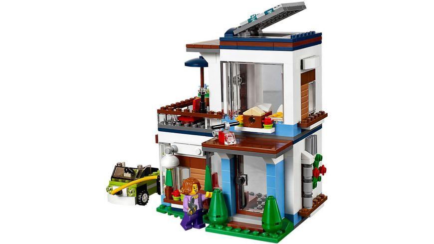 LEGO Creator 31068 Modernes Zuhause