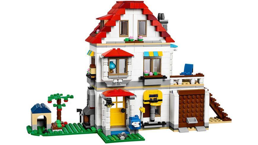 LEGO Creator 31069 Familienvilla