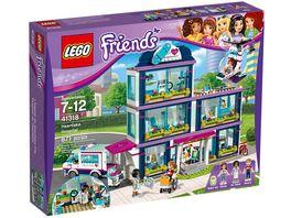 LEGO Friends 41318 Heartlake Krankenhaus