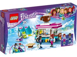 LEGO Friends 41319 Kakaowagen am Wintersportort