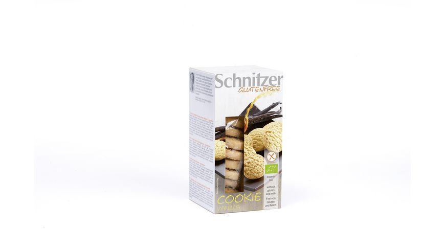 Schnitzer Glutenfree Bio COOKIE VANILLA