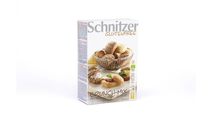 Schnitzer Glutenfree Bio BRUNCH MIX