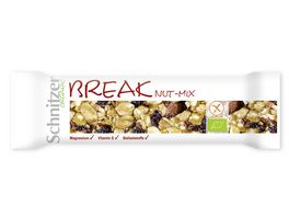 Schnitzer Bio BREAK NUT MIX