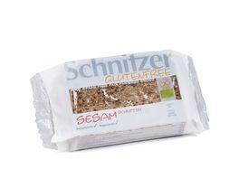 Schnitzer Glutenfree Bio SCHNITTEN SESAM