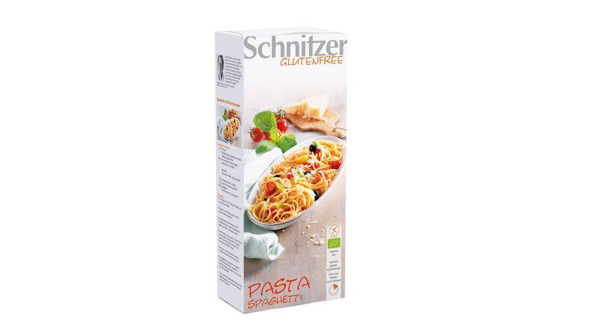 Schnitzer Glutenfree Bio PASTA SPAGHETTI