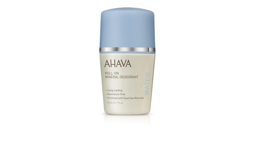 AHAVA Mineral Deodorant Women