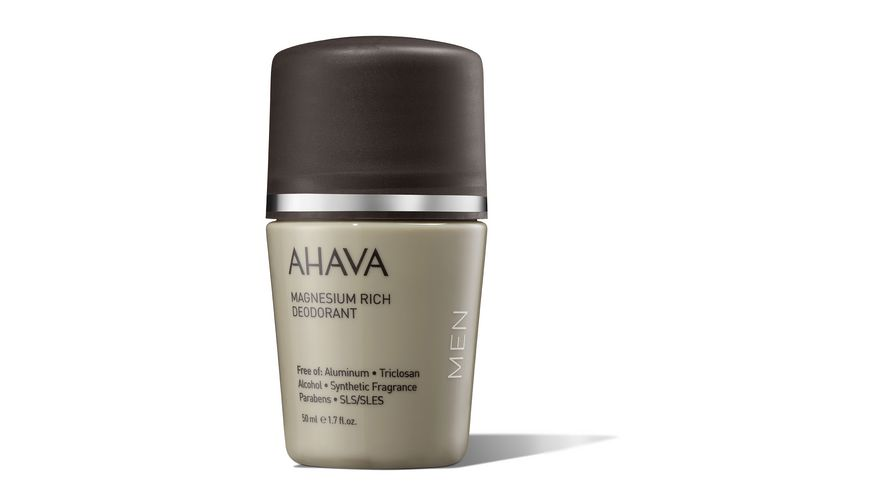 AHAVA Mineral Deodorant Men