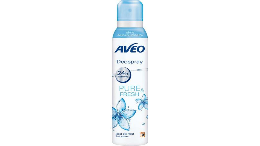 AVEO Deospray 24h Pure Fresh