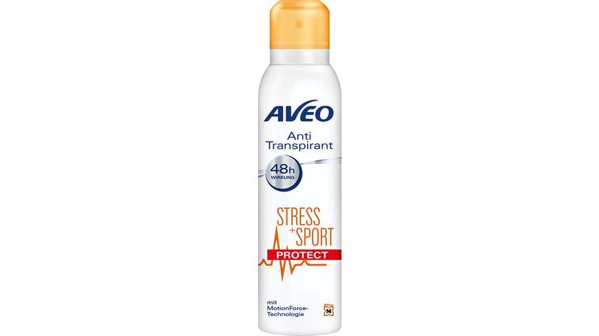 AVEO Deospray 48h Stress Sport Protect