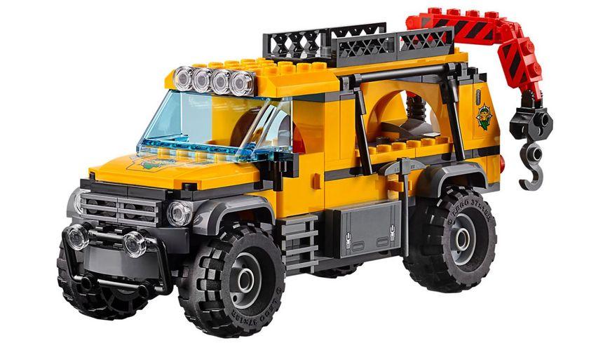 LEGO City 60161 Dschungel Forschungsstation
