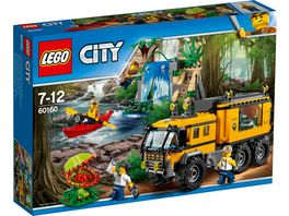 LEGO City 60160 Mobiles Dschungel Labor