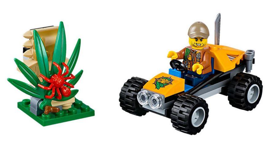 LEGO City 60156 Dschungel Buggy