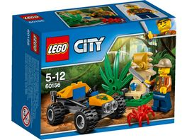 LEGO City 60156 Dschungel Buggy