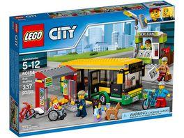 LEGO City 60154 Busbahnhof