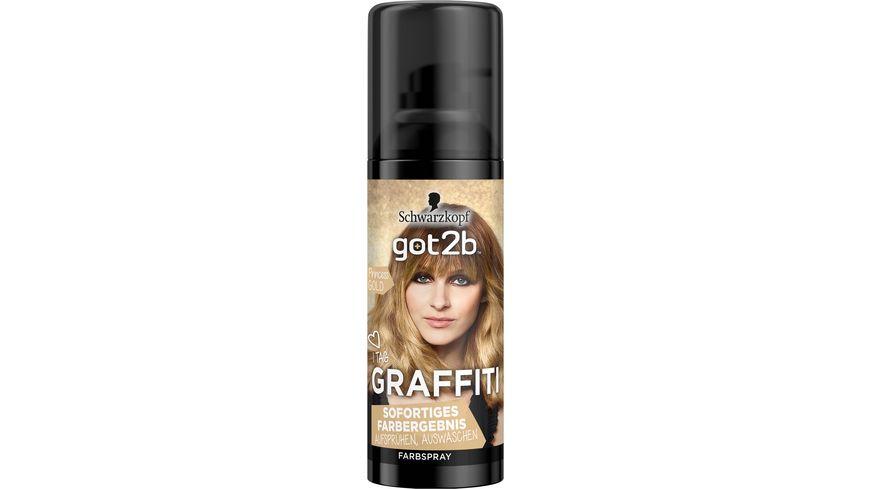 Schwarzkopf got2b Graffiti Princess Gold Stufe 0