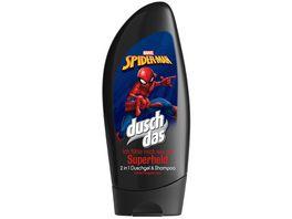 duschdas Duschgel Spiderman