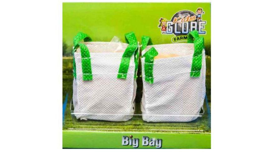 Van Manen Kids Globe Farming 2 Big Bag mit Silobefuellung gefuellt