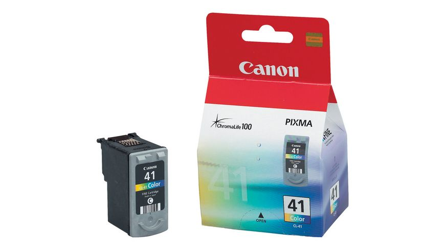 Canon Druckerpatrone CL 41 Multipack