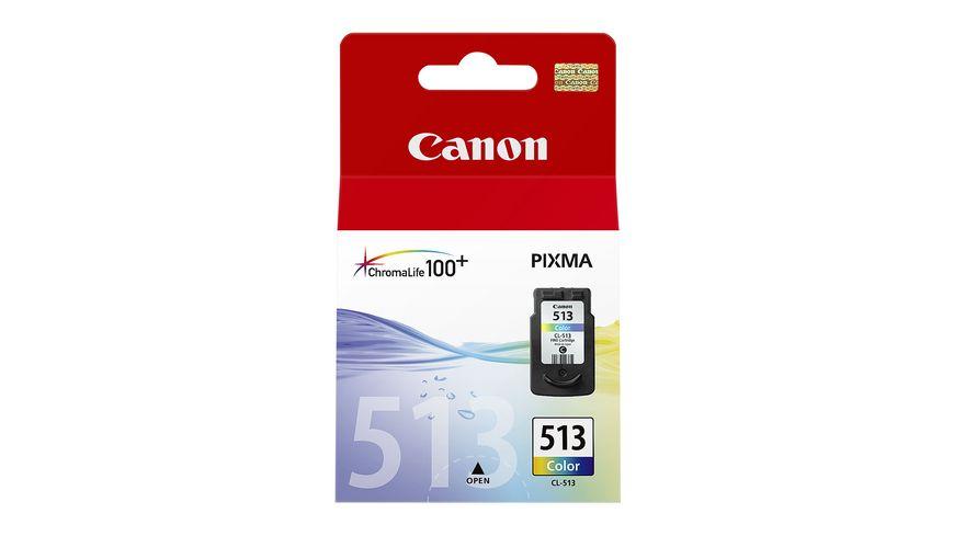 Canon Druckerpatrone CL-513 Multipack