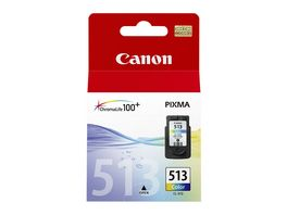 Canon Druckerpatrone CL 513 Multipack