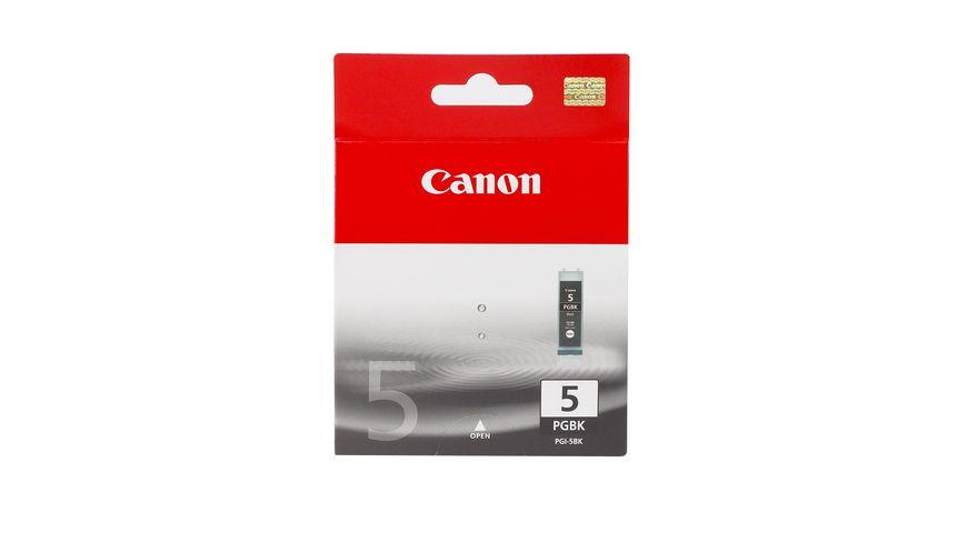 Canon Druckerpatrone PGI 5