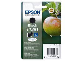 Epson Druckerpatrone T1291 Apfel