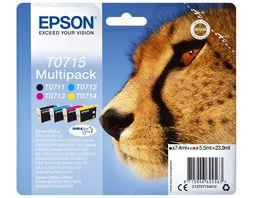 Epson Druckerpatrone Gepard Multipack