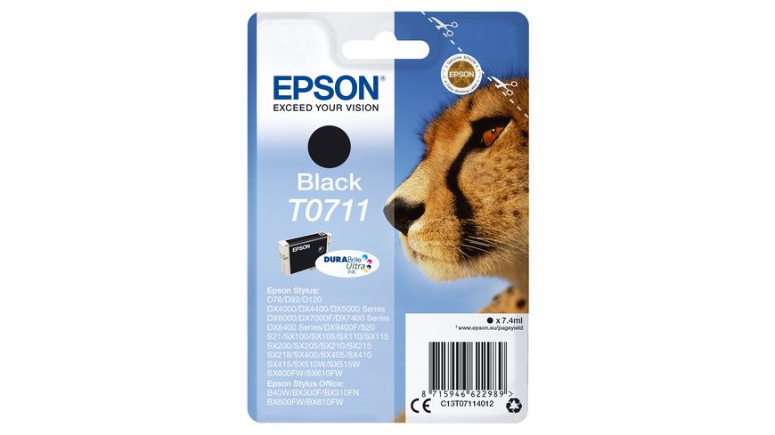 epson druckerpatrone gepard online bestellen m ller. Black Bedroom Furniture Sets. Home Design Ideas