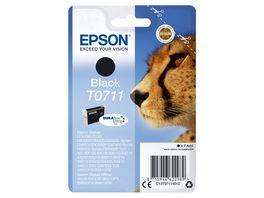 Epson Druckerpatrone T0711 Gepard