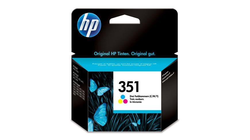 HP Druckerpatrone HP 351
