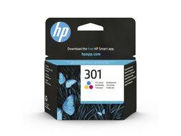 HP Druckerpatrone 301 dreifarbig CH 562EE