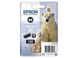 Epson Druckerpatrone Eisbaer