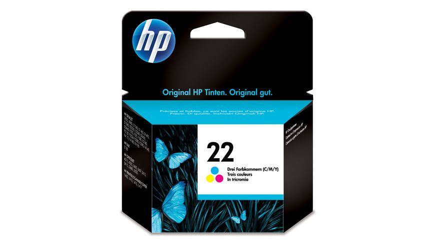 HP Druckerpatrone HP 22