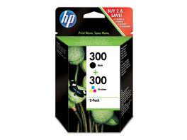 HP Druckerpatrone HP 300 Multipack