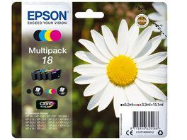 Epson Druckerpatrone T1806 Multipack Gaensebluemchen