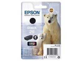 Epson Druckerpatrone T2601 T2611 Eisbaer