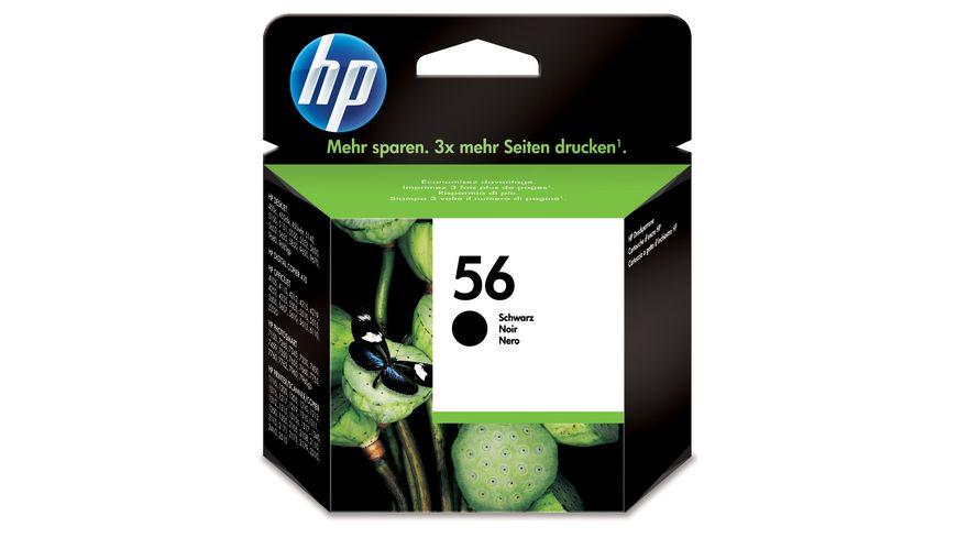 HP Druckerpatrone HP 56