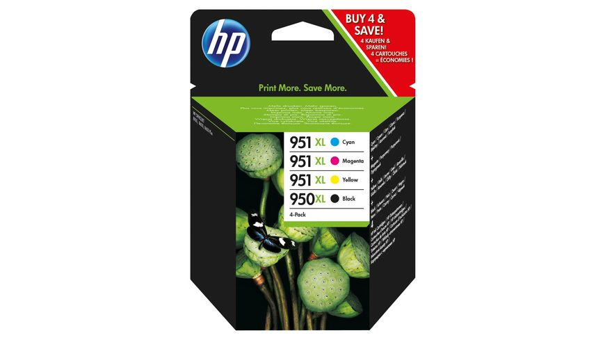 HP Druckerpatrone HP 950XL HP951XL