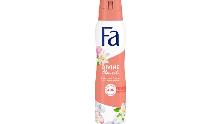 Fa Deospray Divine Moments 48h