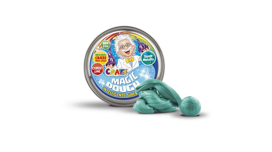 CRAZE Magic Dough Magische Superknete sortiert