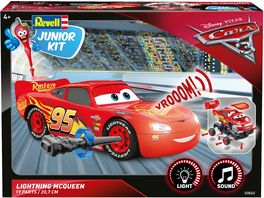 Revell 00860 Junior Kit Lightning McQueen