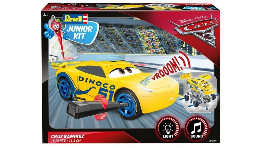 Revell 00862 Junior Kit Cruz Ramirez